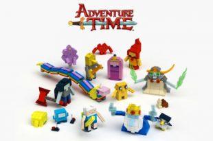Adventure Time LEGO