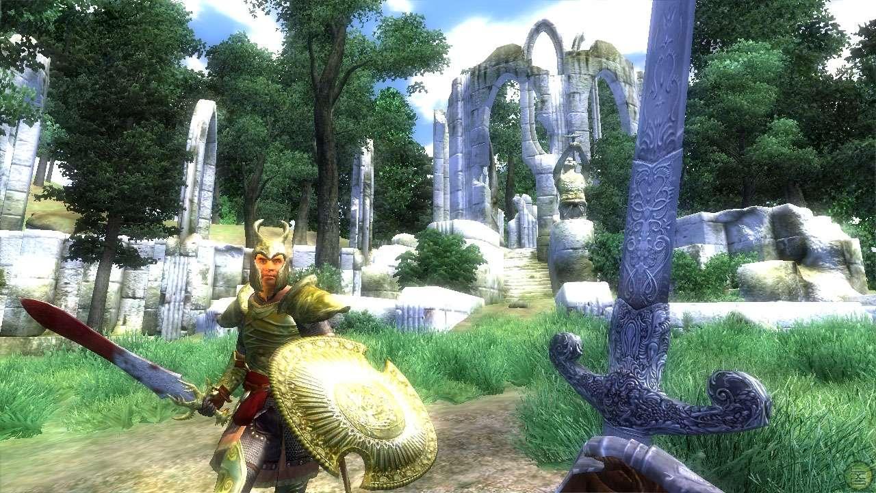 The Elder Scrolls IV Oblivion : Déjà 10 ans!