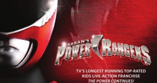 poster tournage power rangers