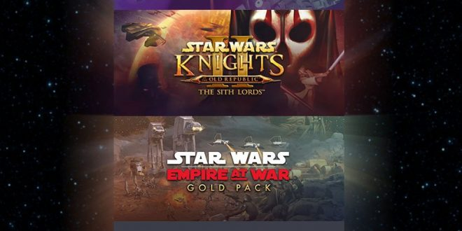 Star Wars Humble Bundle 2
