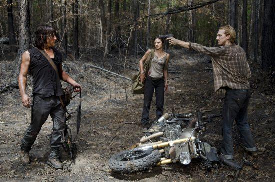 The Walking Dead S06E06 - Dwight