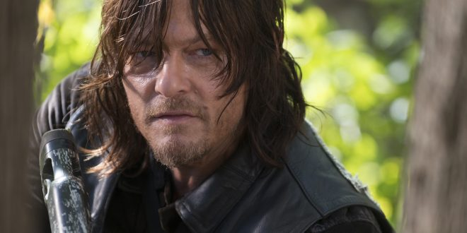 The Walking Dead S06E15 - Daryl