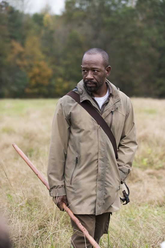 The Walking Dead S06E15 - Morgan
