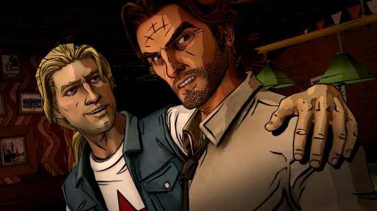 The Wolf Among Us | Games With Gold Avril 2016