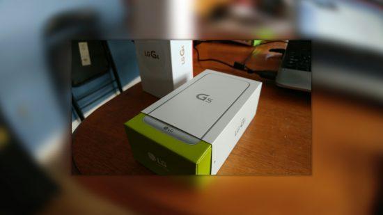"""L'effet """"Pop Out"""" de la caméra du LG G5"""