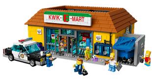 LEGO Kwik-E-Mart #71016