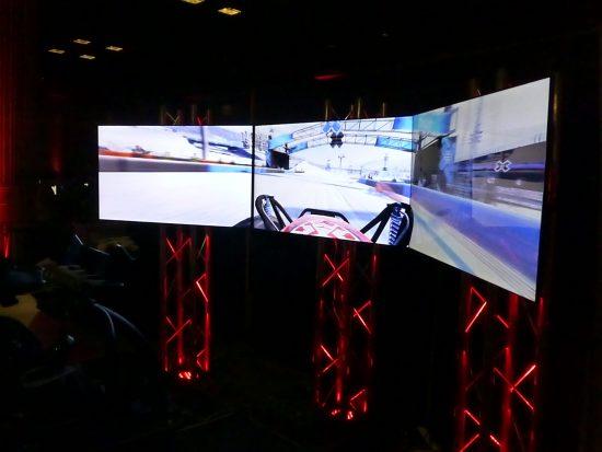 Kiosque de Imperial Games | Lan ETS 2016