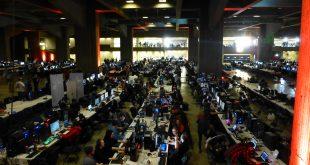 Lan ETS 2016 - Quelques-uns des 2000 participants