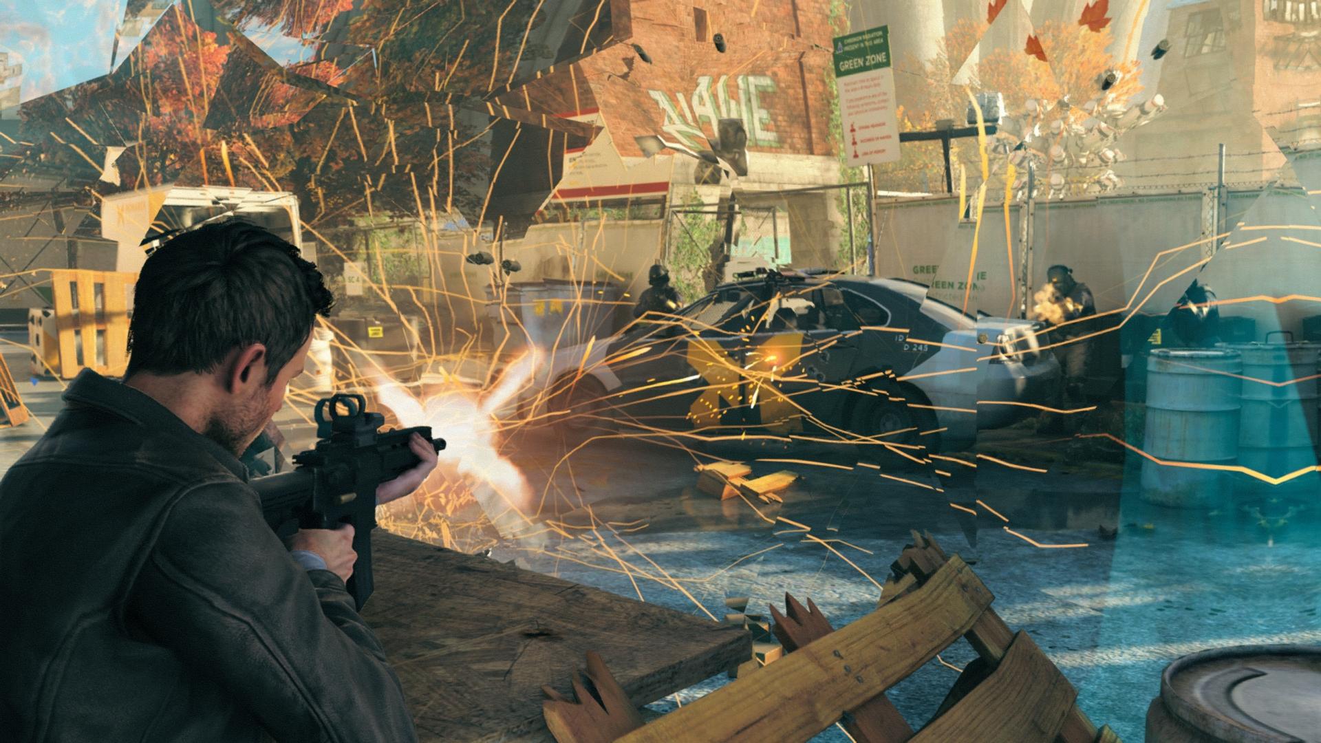 Quantum Break_Gameplay3