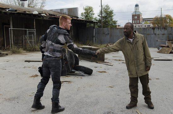 The Walking Dead S06E16 - Kingdom et Morgan