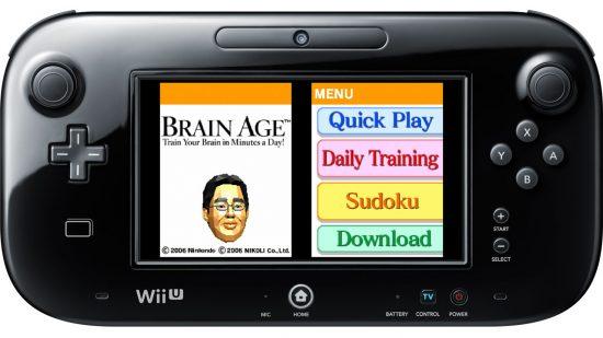 Brain Age Train Your Brain in Minutes a Day - Wii U | Nintendo eShop 14 avril 2016