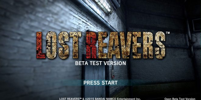 Lost Reavers Beta - Wii U