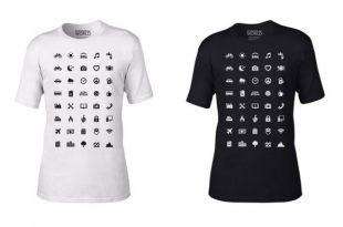 IconSpeak t-shirt