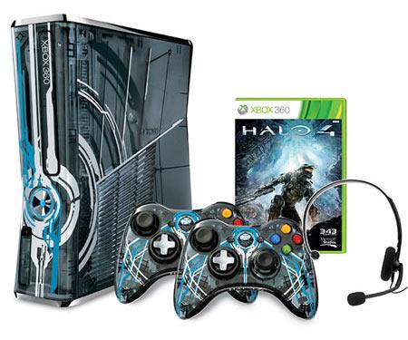 Xbox 360 Halo 4 | Microsoft annonce la fin de la production de la Xbox 360