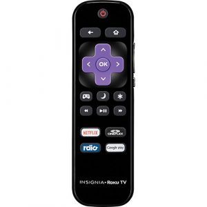 Une télécommande simpliste pour un système d'exploitation facile à utiliser - Roku TV