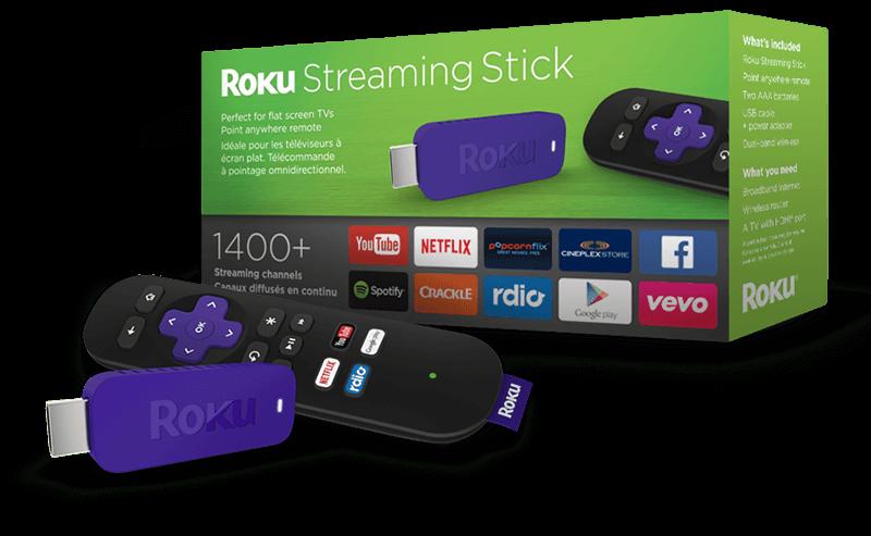 La grande boîte prophétique et la clé USB divine | Roku Streaming Stick (2014)