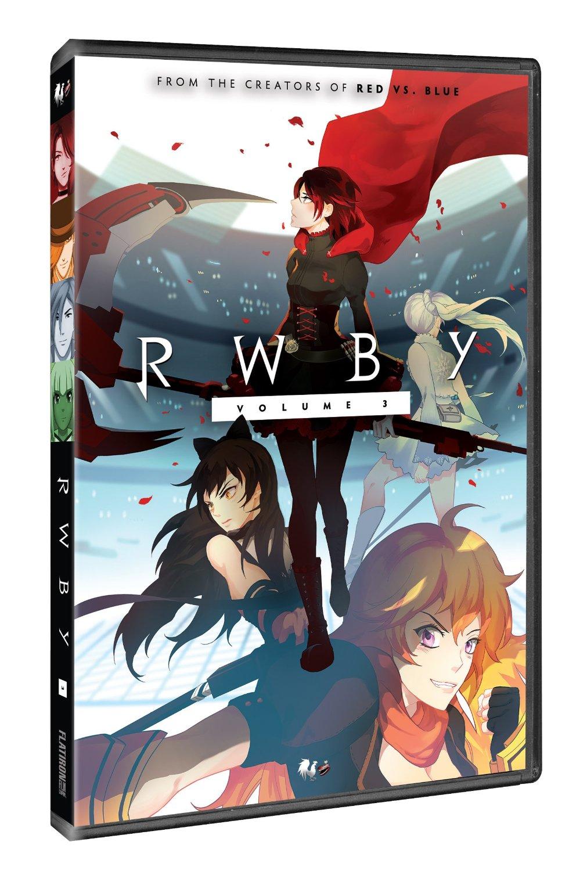 RWBY Volume 3 - DVD
