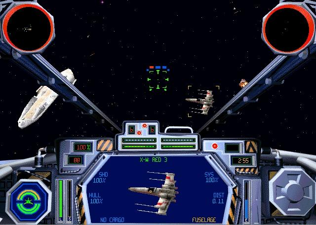 TIE Fighter - Special Edition de 1998