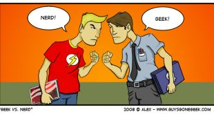 La guerre du monde Geek