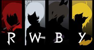 rwby Volume 3 - banner