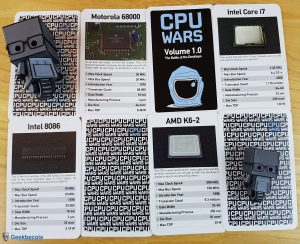 CPU WARS Volume 1.0 Battle of the Desktops