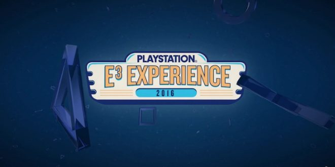 E3 2016 Sony PlayStation Tous Les Dtails