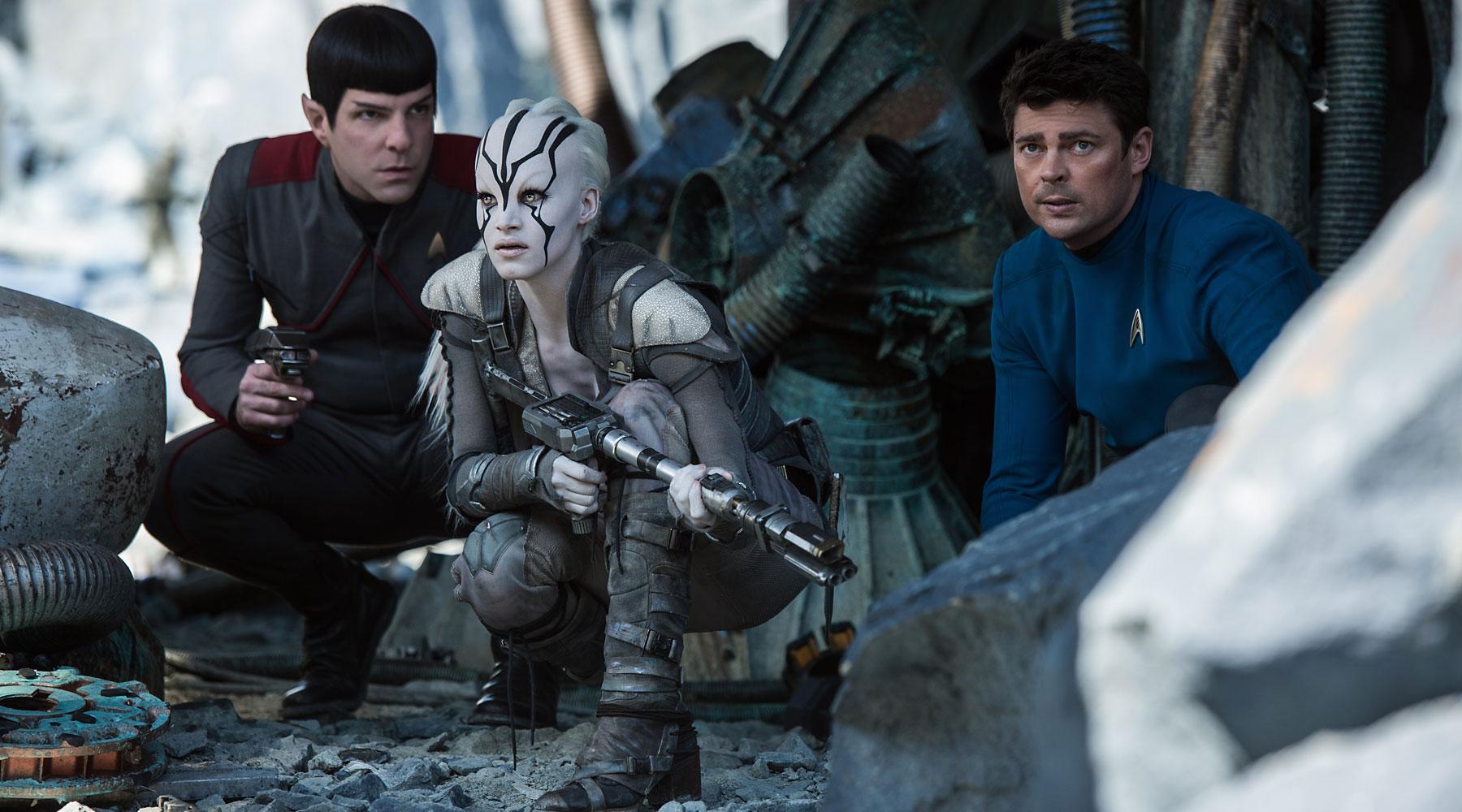 Le nouveau film de Star Trek introduira de nouvelles races extraterrestres