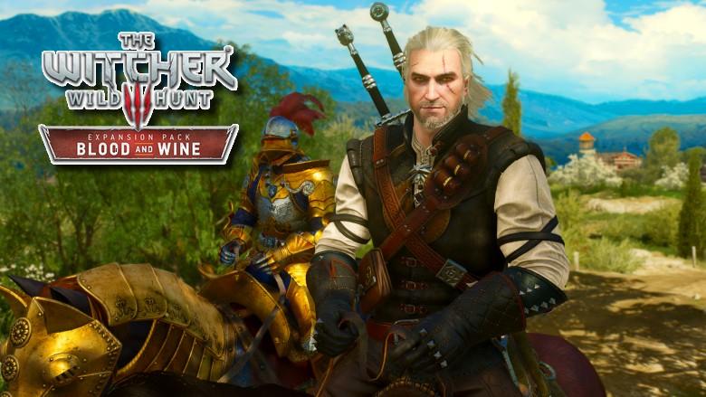 Un dernier hourra pour le witcher Geralt   The Witcher 3 Blood and Wine