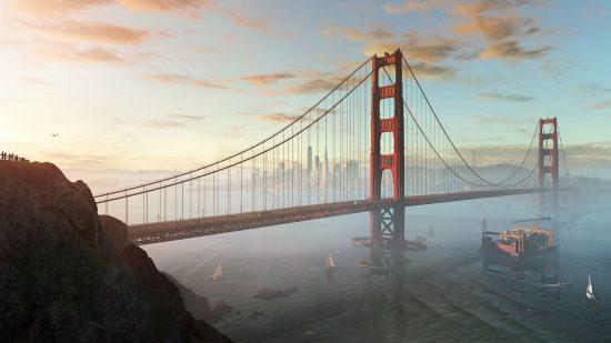 Le jeu comprendra de nombreux lieux célèbres de la ville de San Francisco, comme le Golden Gate Bridge