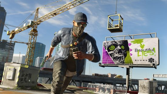 Le nouveau protagoniste, Marcus Holloway | Watch_Dogs 2