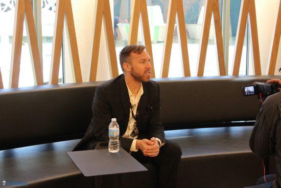 Jason Michael Paul, le producteur du spectacle | The Legend of Zelda Symphony of the Goddesses