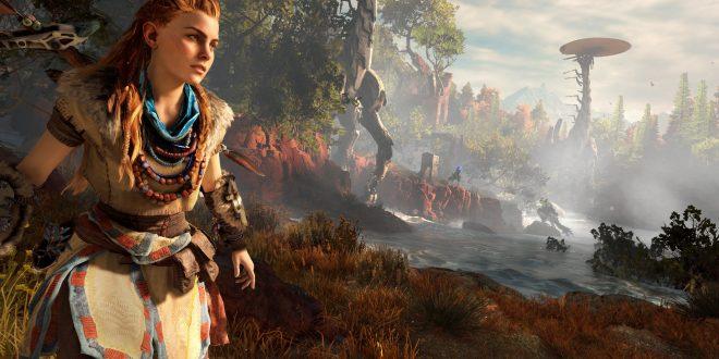 Le tout nouveau jeu Horizon Zero Dawn a été pour moi la plus belle surprise de la présentation | E3 2016 Sony