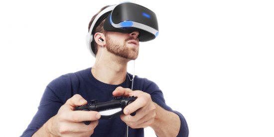 Le nouveau casque de réalité virtuelle de Sony, la PlayStation VR, sera disponible en octobre prochain | E3 2016 Sony