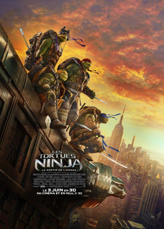 Les Tortues Ninja: La sortie de l'ombre