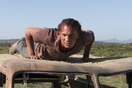 Frank Dillane as Nick Clark - Fear The Walking Dead Saison 2 Épisode 8 - Photo Credit: Richard Foreman Jr/AMC
