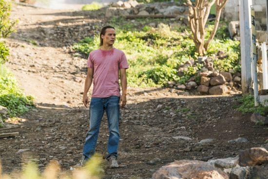 Frank Dillane as Nick Clark - Fear the Walking Dead Saison 2 Épisode 9 - Photo Credit: Richard Foreman Jr/AMC
