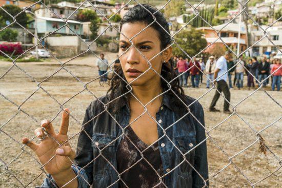 Danay Garcia as Luciana - Fear the Walking Dead Saison 2 Épisode 9 - Photo Credit: Richard Foreman Jr/AMC