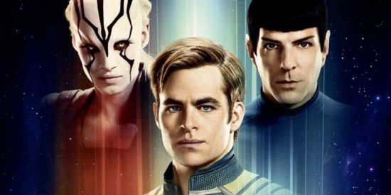 Star Trek Beyond Faces