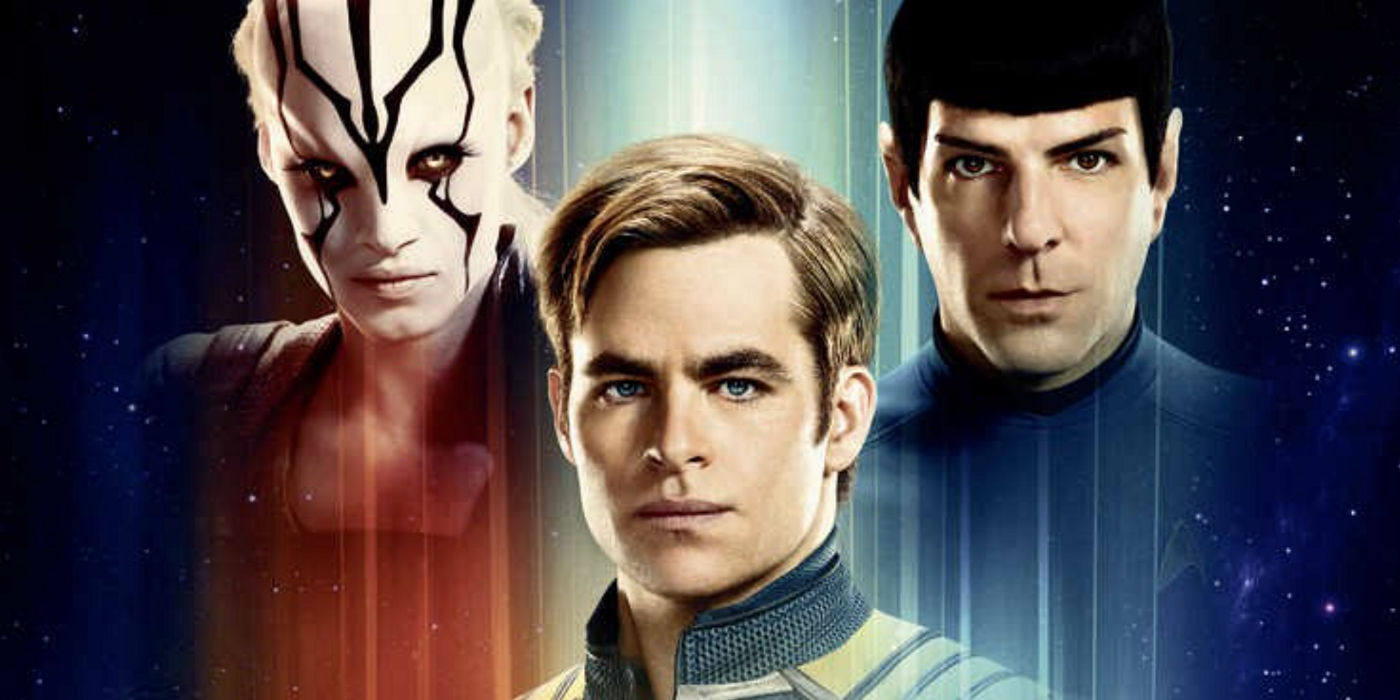 Star Trek Beyond Faces