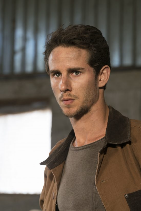 Kelly Blatz as Brandon - Fear the Walking Dead Saison 2 Épisode 13 - Photo Credit: Richard Foreman Jr/AMC