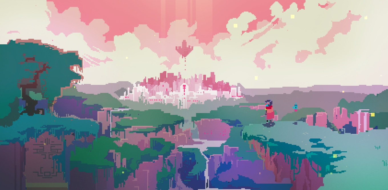 Hyper Light Drifter - Vallée
