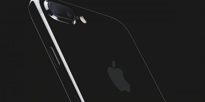 iPhone 7 Plus - Noir de jais