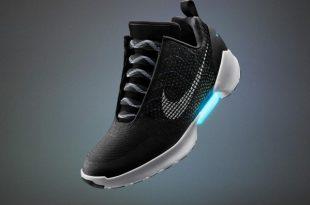 Laçage automatique Nike HyperAdapt