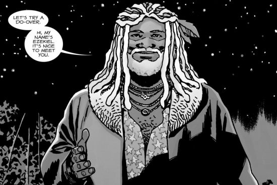 The Walking Dead Saison 7 - Ezekiel