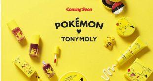 Tony Moly Pikachu