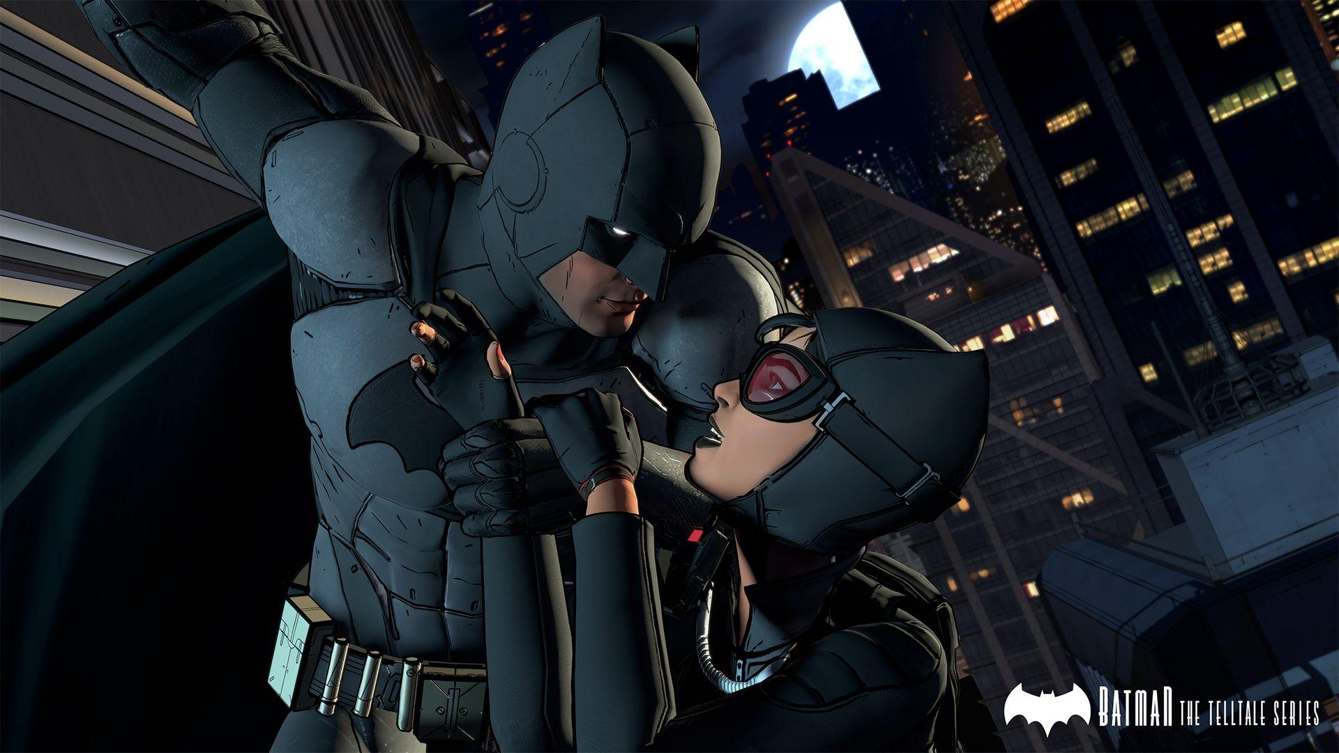 Le jeu vous permet de rencontrer plusieurs personnages connus de la célèbre bande-dessinée, comme Catwoman | Batman : A Telltale Series
