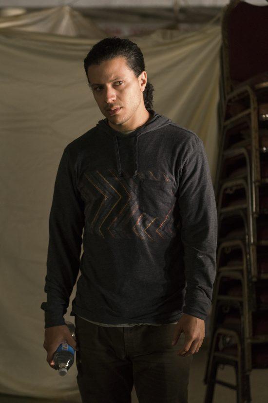 Hector (Ramses Jimenez) - Fear the Walking Dead Saison 2 Épisode 14 - Crédit Photo : Richard Foreman/AMC