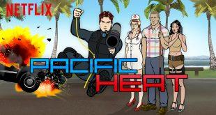 Pacific Heat sera disponible sur Netflix dès le 2 décembre.