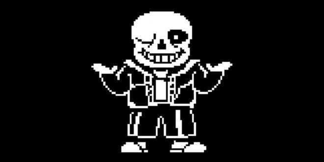Undertale - Sans, sympathique squelette.