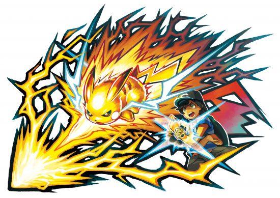 Z-Moves - Pokémon Sun et Moon